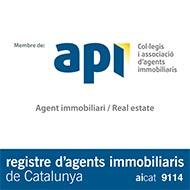 Api registro agente inmobiliario