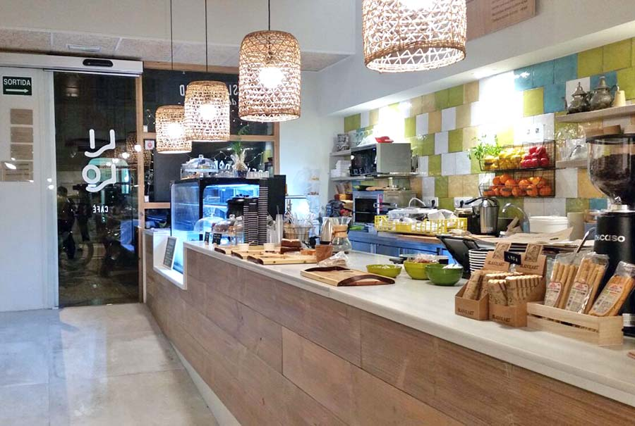 Traspaso Restaurante – Heladería (Eixample Dret)