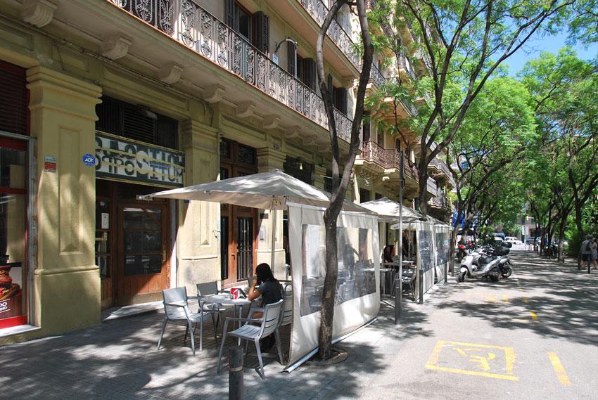 Traspaso Bar-Restaurante esq. Alta de l'Eixample Barcelona