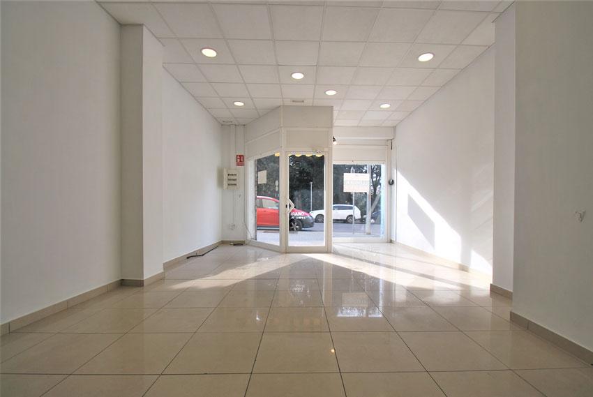 Local Comercial en Alquiler – Granollers Centre
